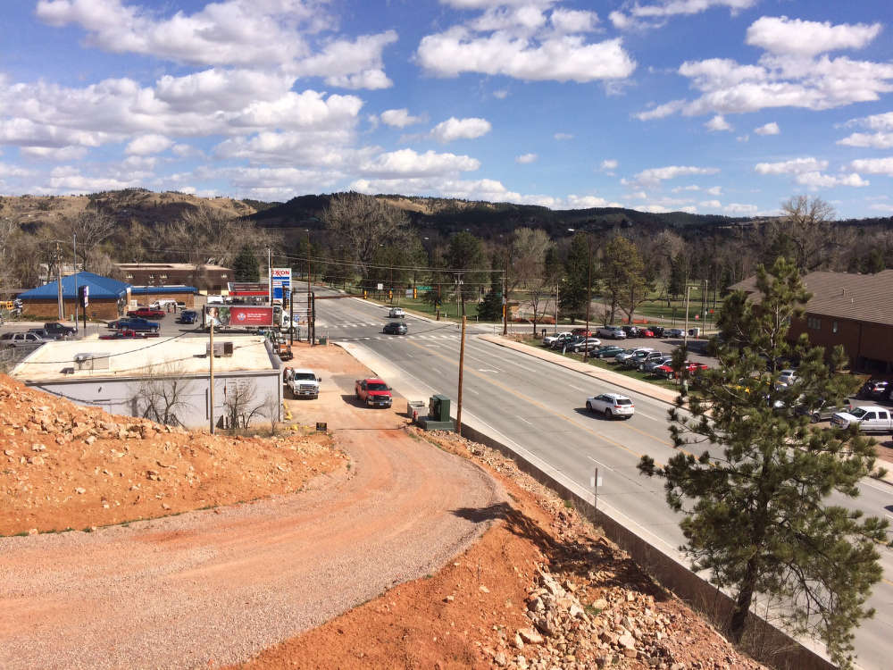The Jackson Boulevard Phase II project, which reconstructed a section of Highway 44 in Rapid City, S.D., was nominated for Best Use of Innovation, small project group.