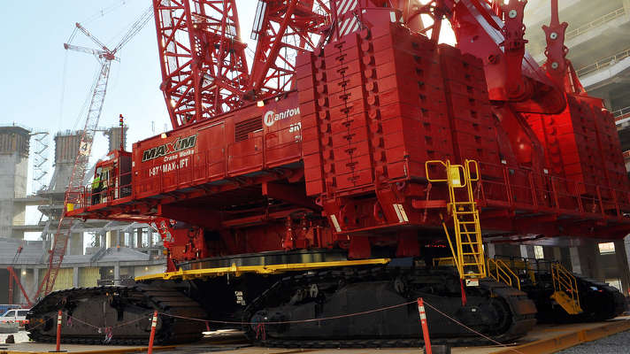 In addition to acquiring the core fleet of crawler cranes, Maxim Crane Works has acquired additional branch facilities in Alabaster, AL; Kansas City, KS; Arcola, TX; Tampa, FL; and the Seattle, WA area.