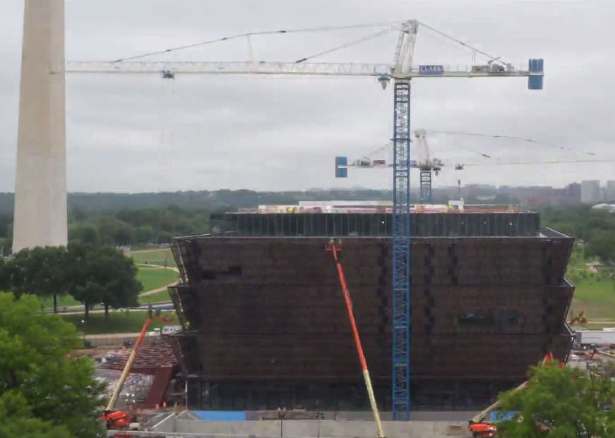Washington D.C.'s Museum of African American History and Culture is now scheduled to open on September 24th, 2016.