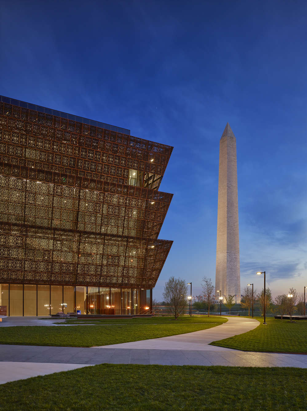 Alan Karchmer photo The Smithsonian's newest museum, the National Museum of African American History and Culture, will open to the public on Sept. 24, after a dedication ceremony with President Barack Obama.
