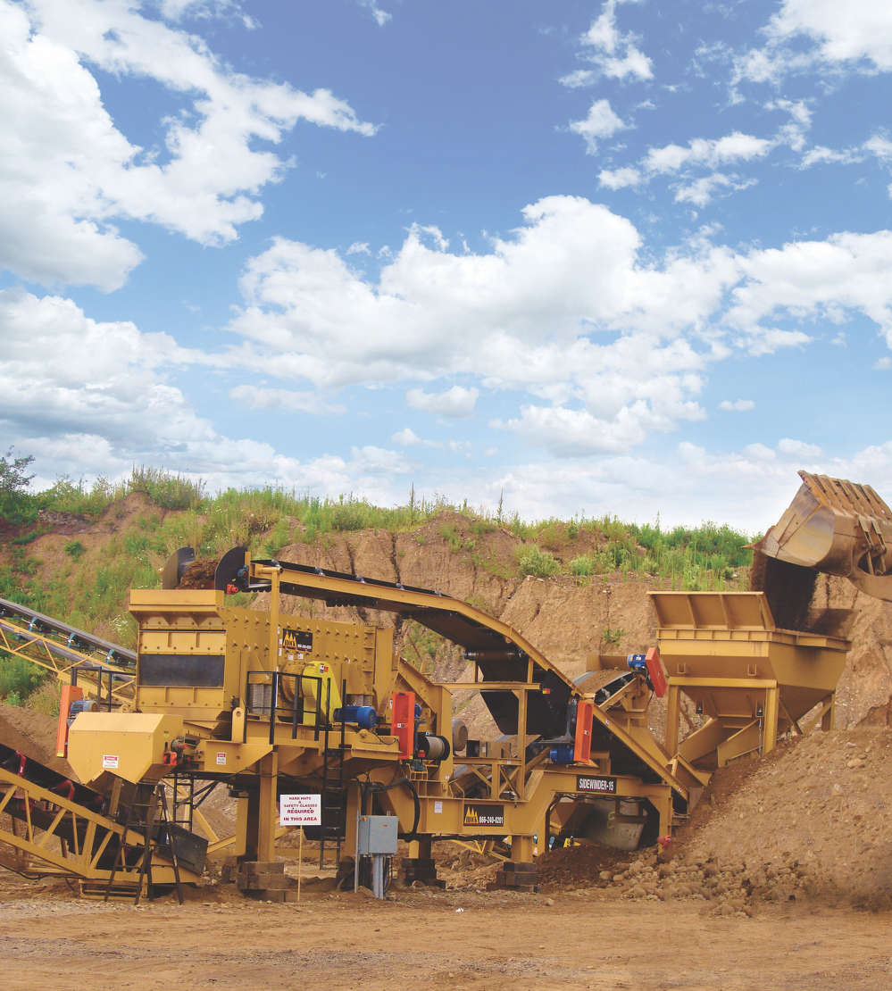 To increase production and efficiency, operators need a strong working knowledge of a crusher's parameters and should perform regular maintenance and cleaning to reach the crusher's maximum lifespan.