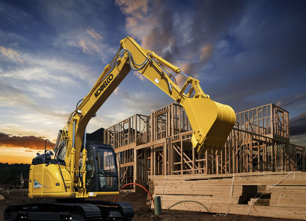 The enhanced KOBELCO SK140SRLC delivers unmatched power and performance capabilities.