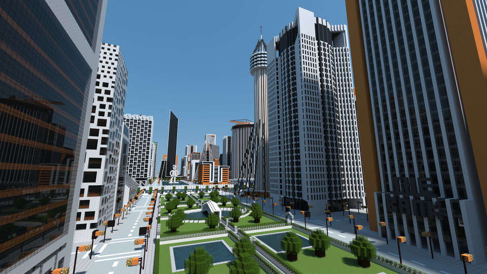 It is not a stretch to think that some future construction managers will trace the beginnings of their fruitful careers to the day they began building a virtual world in Minecraft.