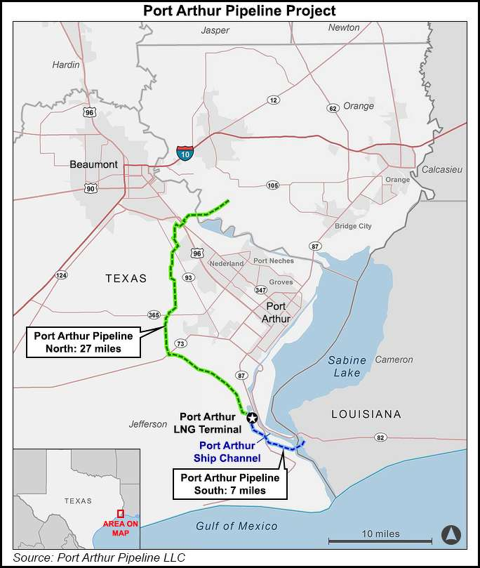 semprausgp.com/project/port-arthur-pipeline/ photo. Port Arthur Pipeline.