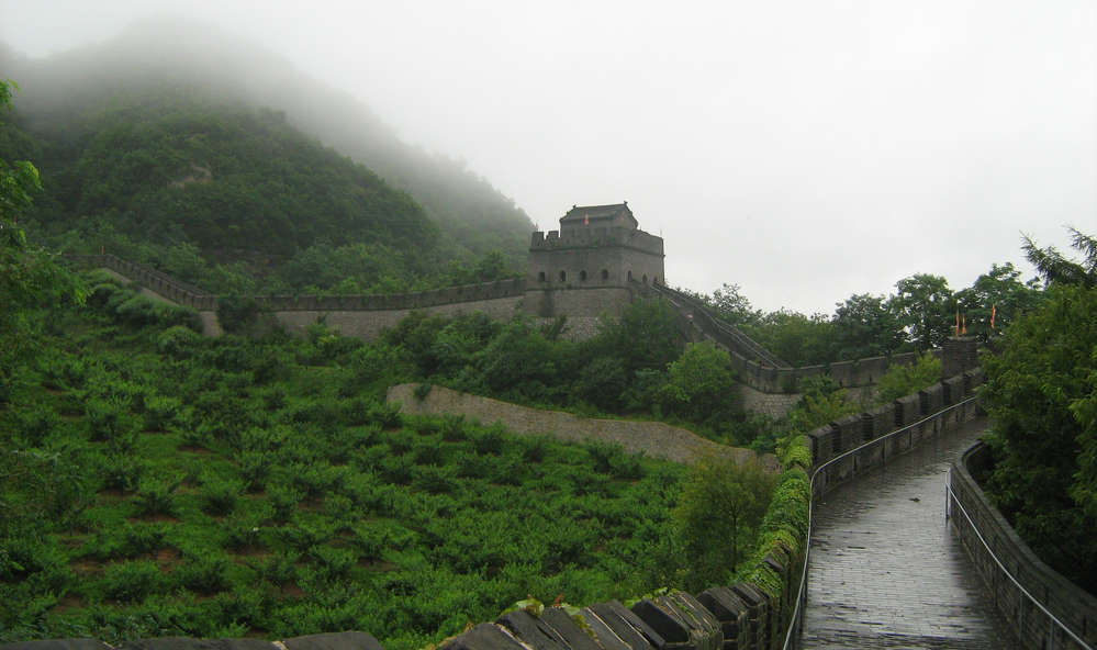 China has passed legislation in recent years to protect the Great Wall, large sections of which have been bulldozed, pillaged for building materials or heavily restored and commercialized.