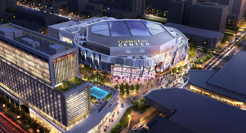 Golden 1 Center will achieve many firsts in sports facility design.