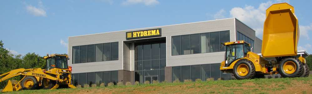 The new Hydrema U.S. Inc. headquarters is located at 4515 Hemmingway Trail in Cumming, Ga.