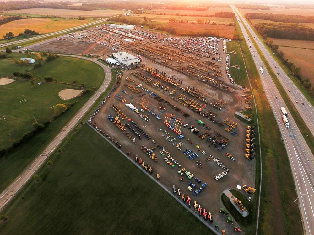 Ritchie Bros. conducted its largest-ever two-day auction in the United States on Sept. 28 to 29.