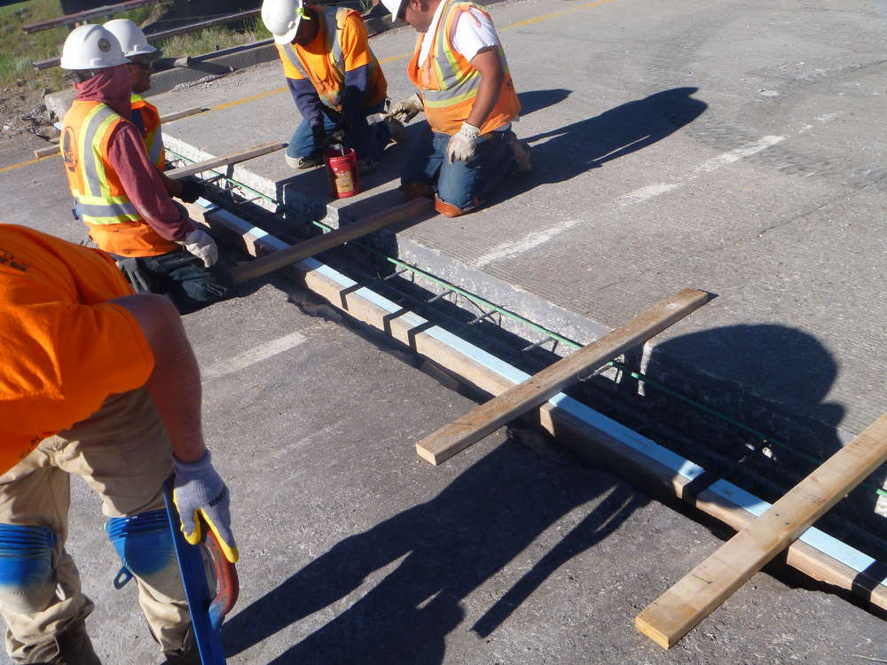 The need for the repaving and rehabilitation project became obvious in the early 2000s when engineers discovered distress in the joints of concrete laid in the 1990s.