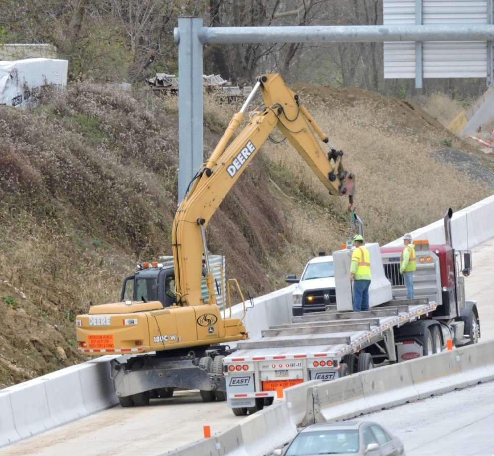 PennDOT photo. The purpose of the improvement project is to relieve weekday traffic congestion, which is a daily occurrence in Section 300 where U.S. 202 reduces from six lanes to four lanes and where eastbound U.S. 30 (Exton Bypass) traffic merges onto northbound U.S. 202.