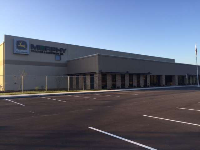 The new facility is a total of 46,000 sq. ft. (4,273.5 sq m).