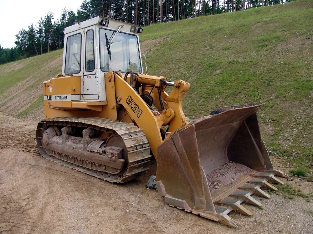 'Tracking' the History of Crawler Loaders, Dozer :: Story ...