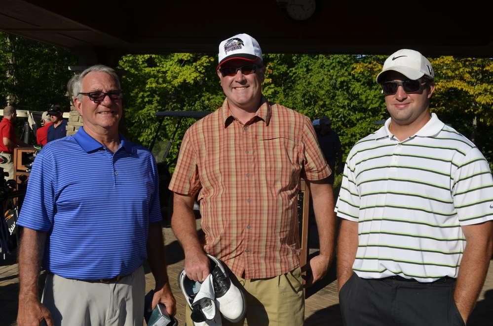 Heavy highway contractors, CCI Companies Inc., was represented by Doug Fusillo, Tim Evans and Nick Fusillo.