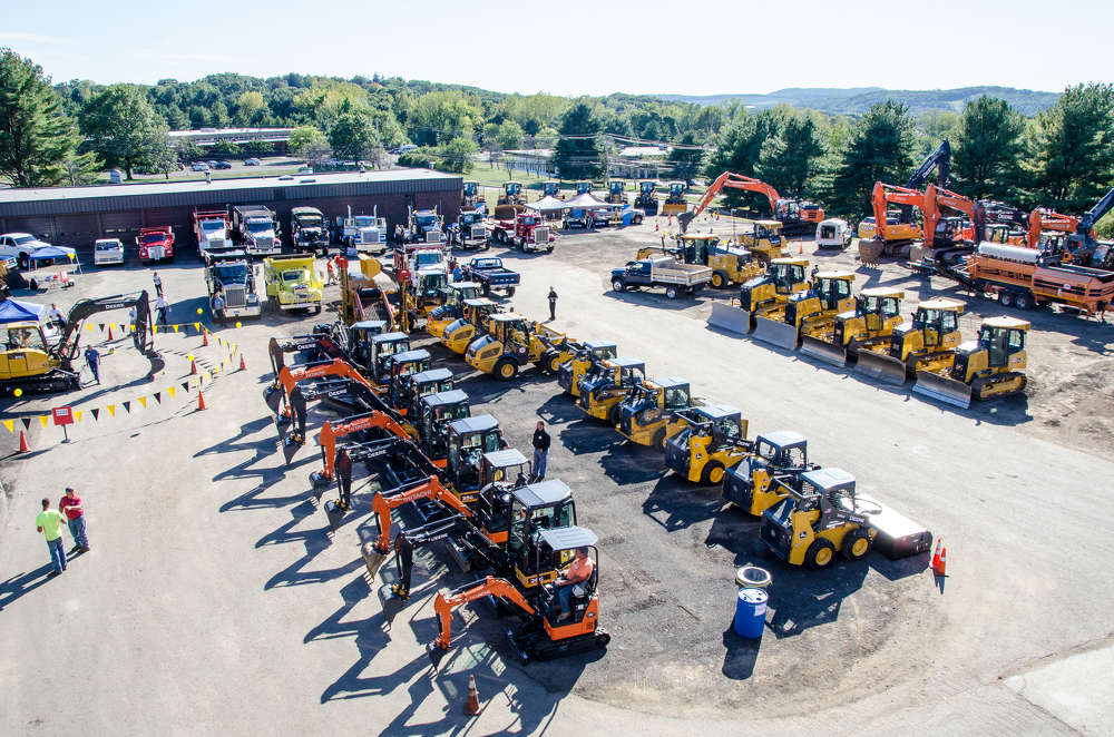 The W.I. Clark Company celebrated the first day of fall by hosting a customer appreciation day on Sept. 22 at its Wallingford, Conn., location.