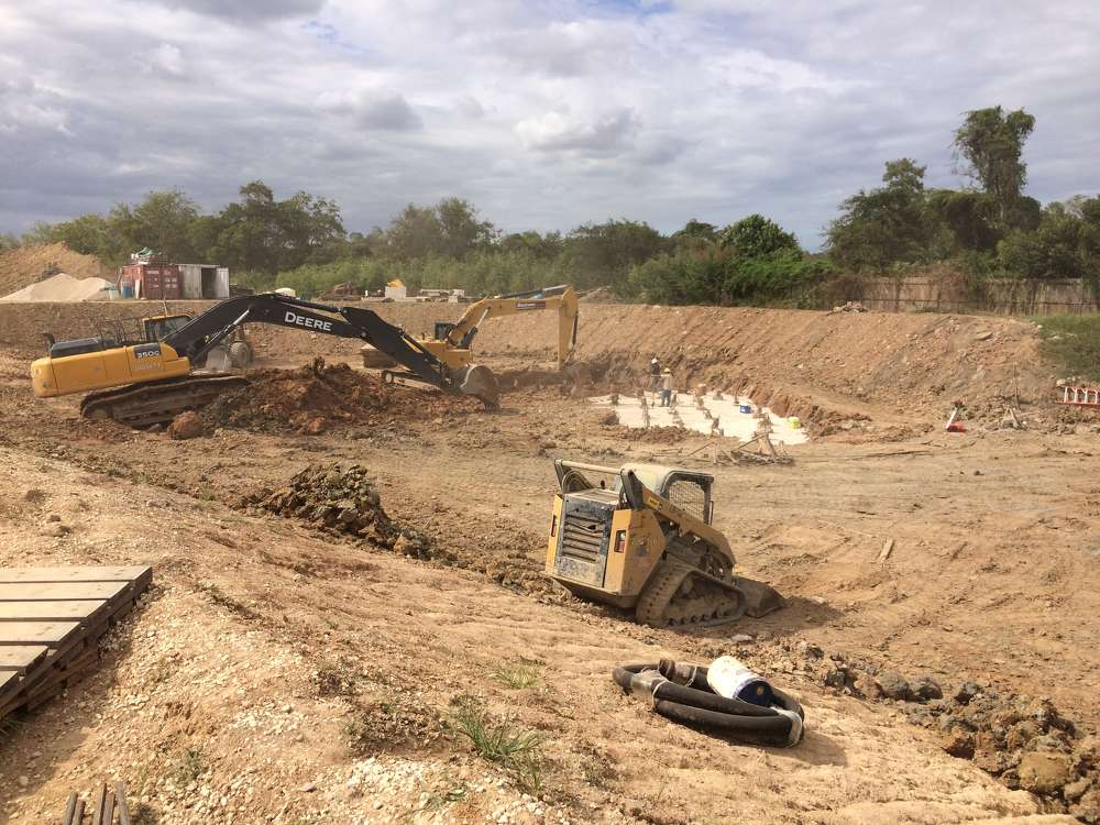 """Kevin Heise photo """"This project is vital because of the projected growth and expansion taking place in the Lake Charles area,"""" said  John Cardone, Lake Charles city administrator."""