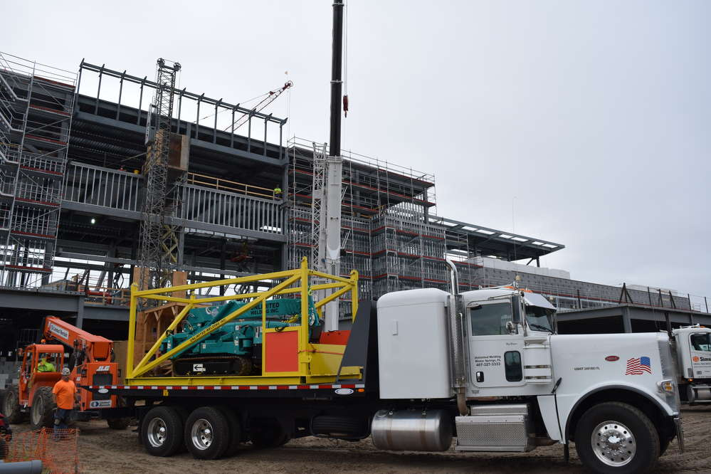 Brian Smith/Unlimited Welding Inc. photo