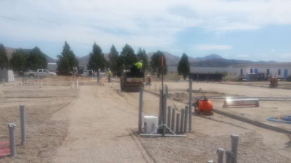 Idaho Division of Public Works photo. 