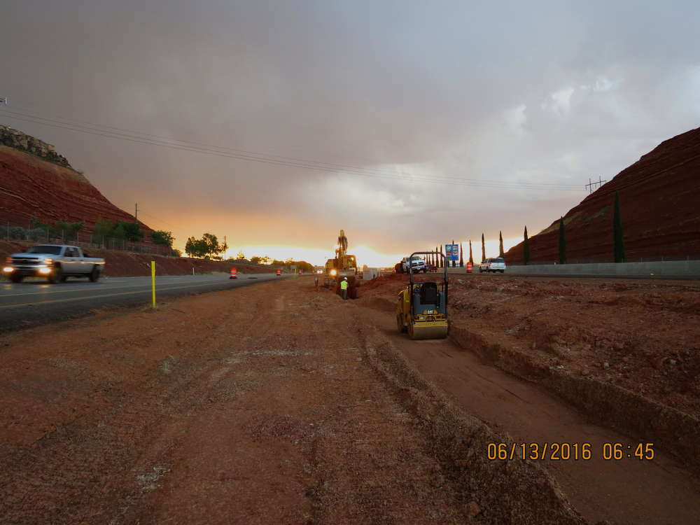 The added lanes will provide access to commercial properties along the route. That could have a positive impact on jobs and the local economy and will promote regional mobility in St. George.