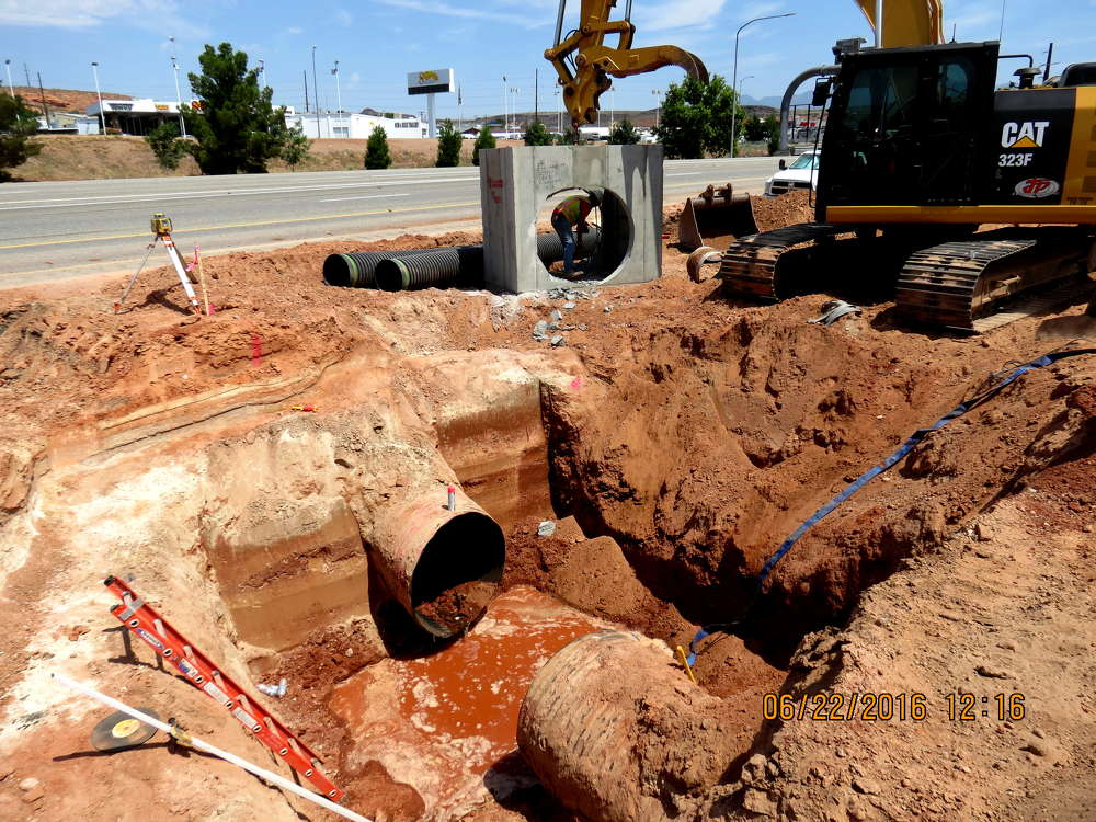 Utah's Transportation Investment Fund is paying for the new lanes, while the city of St. George provided funds for work on local streets connecting to the interstate.