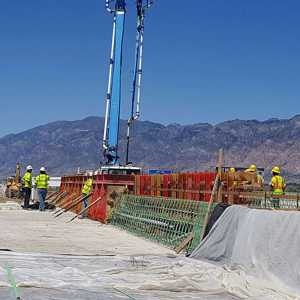 In the northern part of the state, crews are wrapping up a $68 million project that adds an inside lane on I-15 in each direction between SR-134 in Farr West and U.S.-91 in Brigham City.