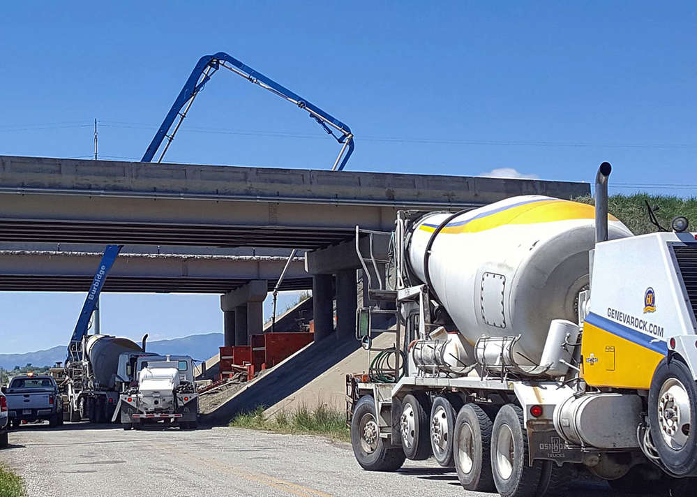 The Farr West-Brigham City project includes improvements to existing ramps and interchanges along the route.