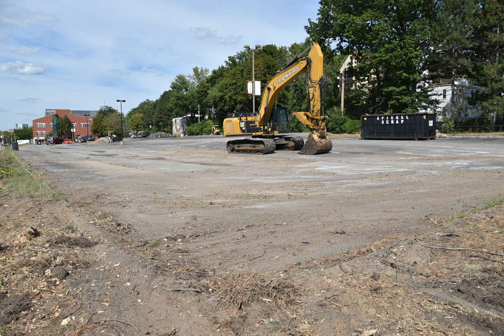 The various construction projects will be completed during the next two years, at a total cost of roughly $67 million. Phuong Tang, Roxbury Community College photo.