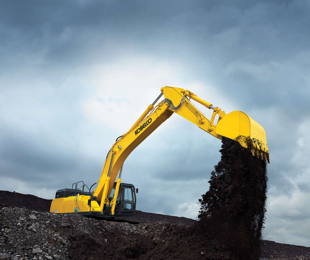 The latest machine upgrades combined with a continued emphasis on operator comfort makes the KOBELCO SK500 a leader in its size class.