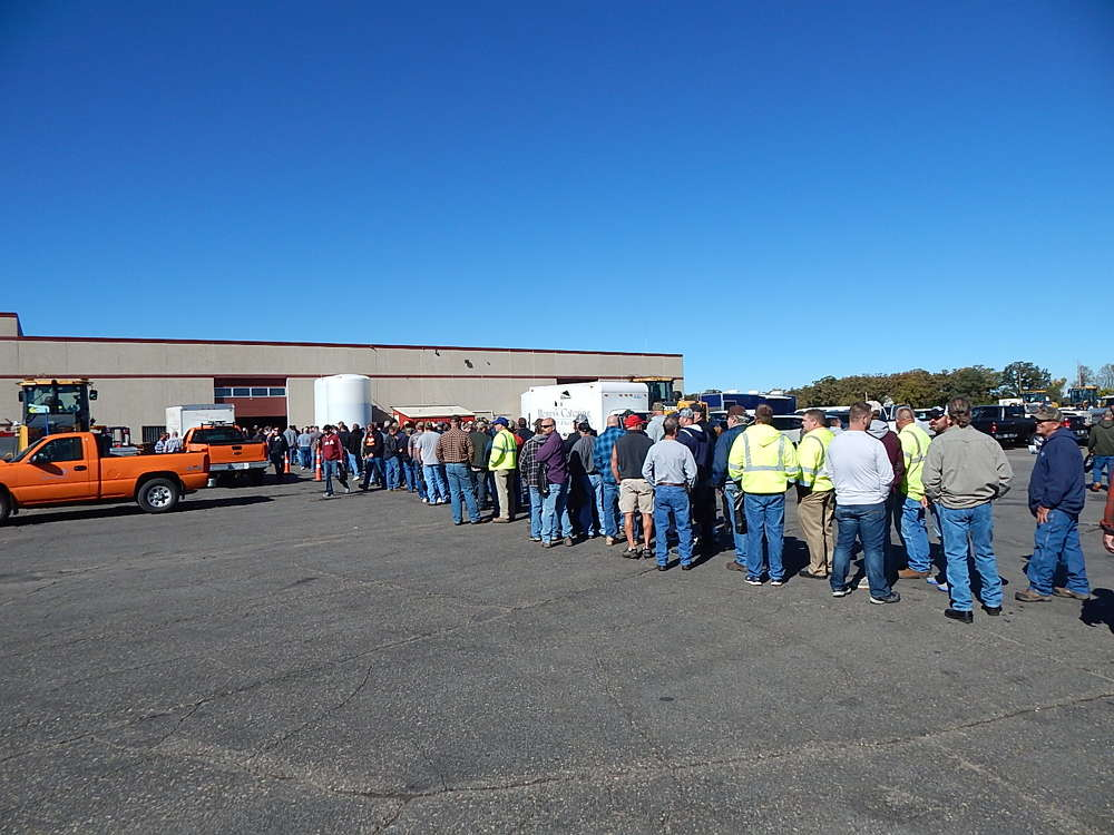 The 20th Annual Minnesota Fall Maintenance Expo was well attended.