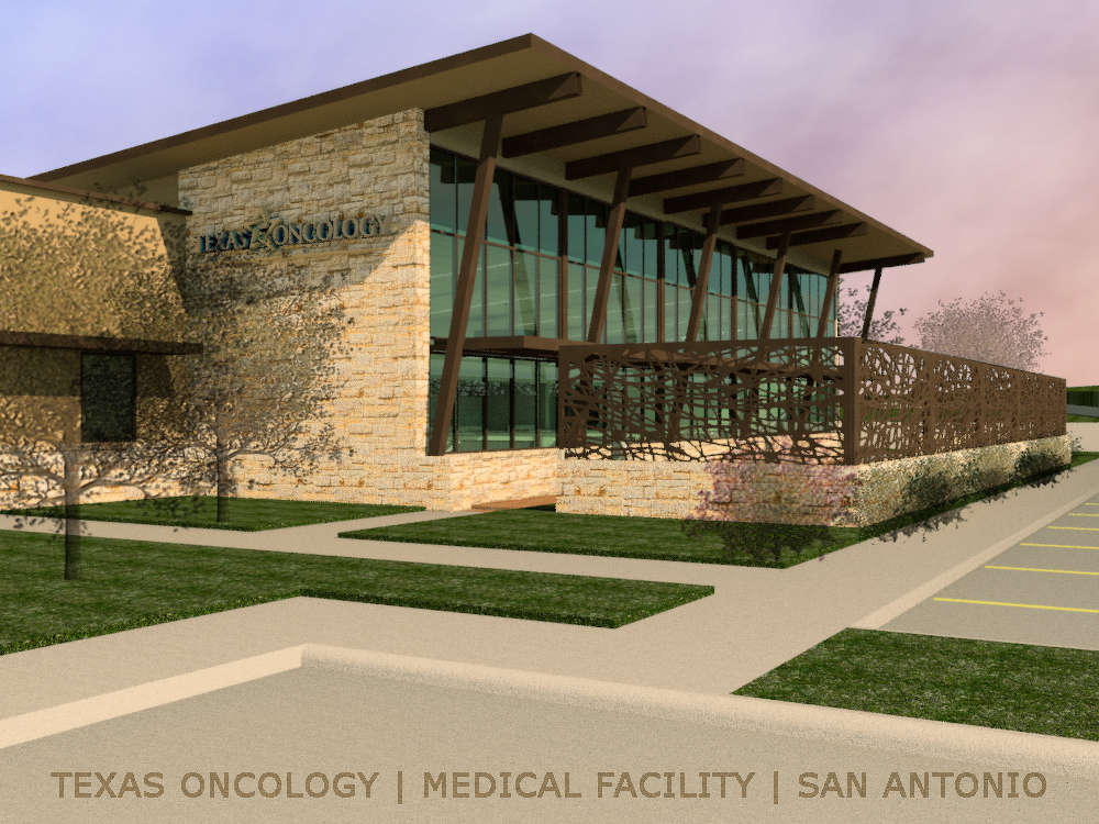 Texas Oncology photo The new center is designed to provide complete outpatient cancer treatment services for patients in the San Antonio area.