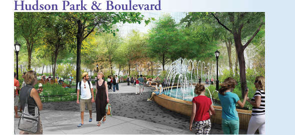 Hudson Yards Development Corporation photo.