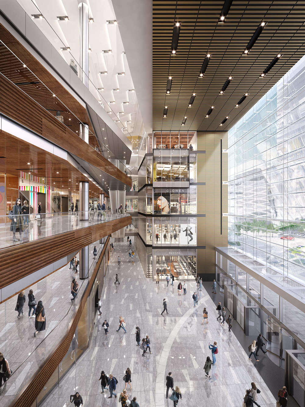 Related Companies, Oxford Properties Group photo.