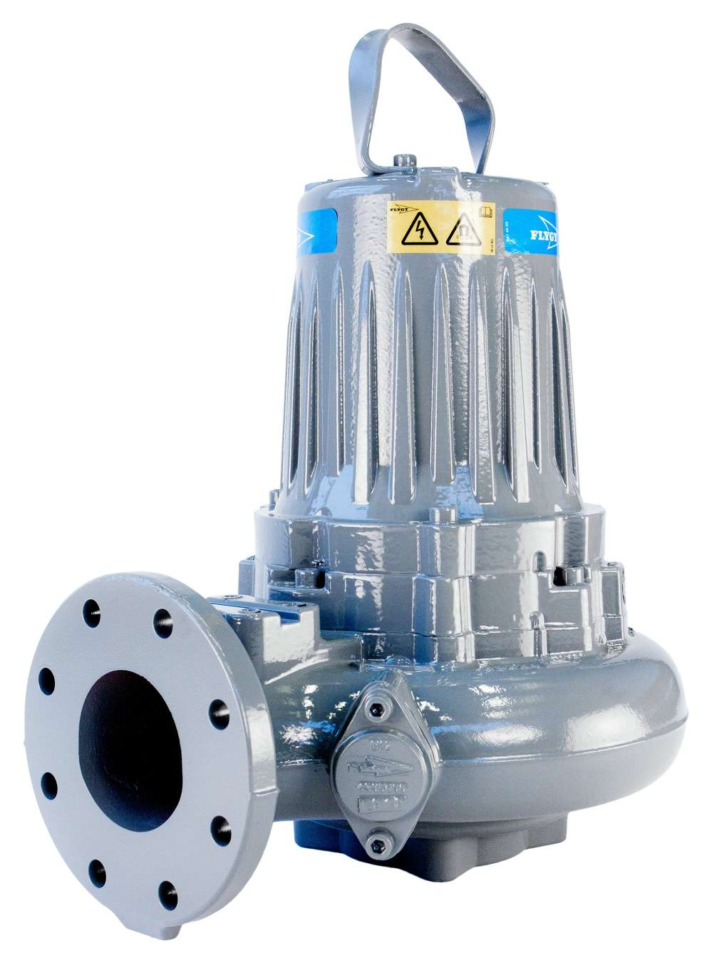 The Flygt 3000 Series of small and mid-sized pumps covers an extensive performance range and are classified as low, medium, or high-head pumps.