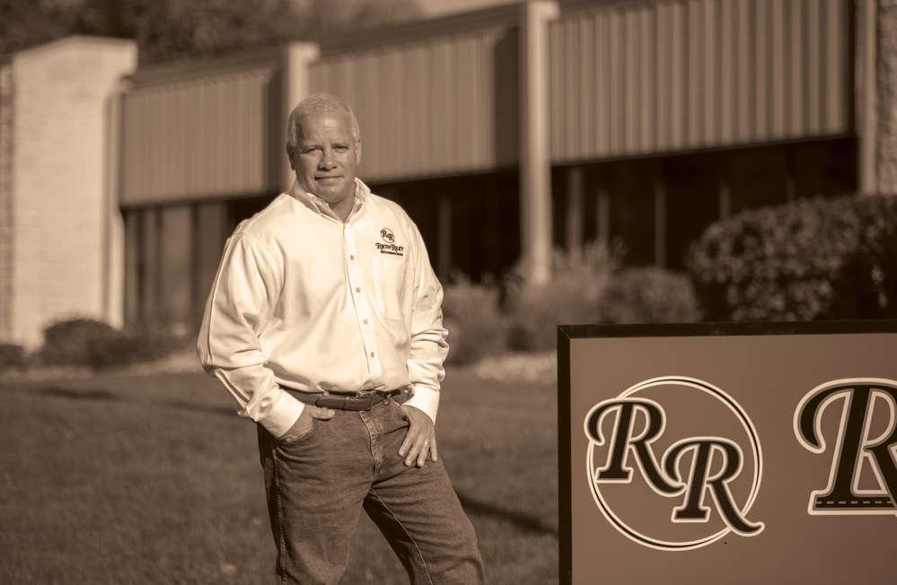 Keith Rose, Rieth-Riley's CEO.