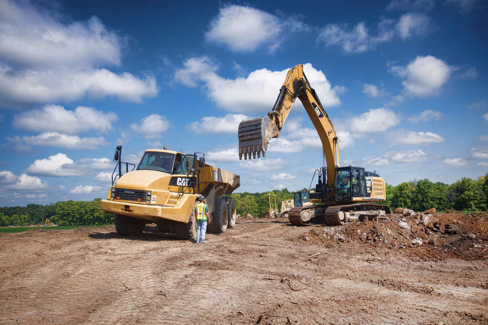 Today, the company, which employs 1,600, performs more than 60 percent of its business on road and bridge projects for the Indiana and Michigan DOTs and public agencies.