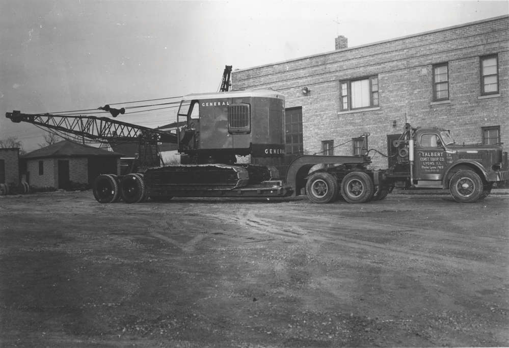 Talbert Construction Equipment photo