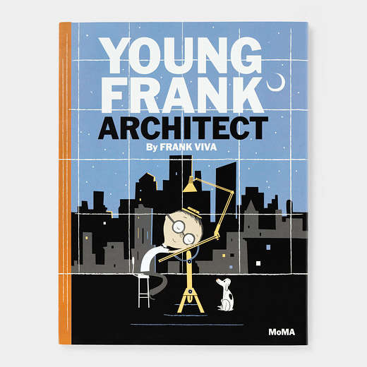Young Frank, Architect Book