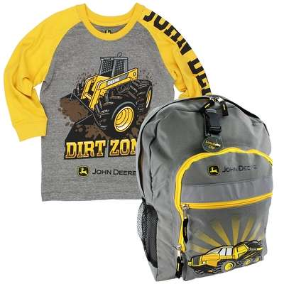 John Deere Little Boys Tee 