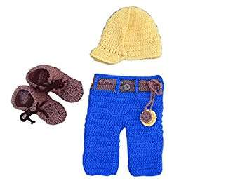Pinbo Newborn Boys Construction Set 