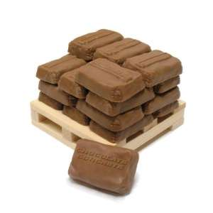 Pallet of Concrete