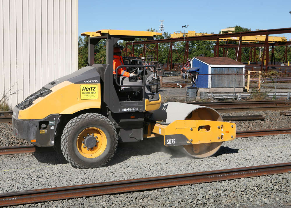 Once completed, the program will provide significant new regional passenger rail service options as a key component of a strong multi-modal regional transportation system. (Connecticut Department of Transportation photo)