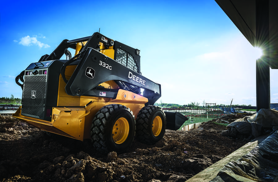 JDLink remotely connects owners and managers to their equipment, providing valuable insight needed to increase profit on every job site.