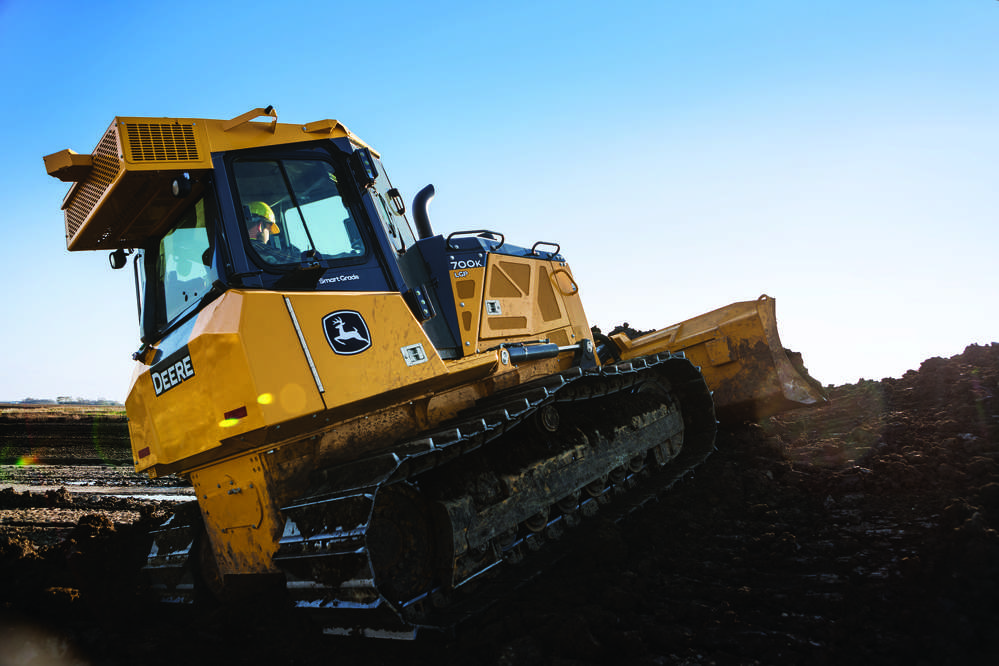 With John Deere and AGTEK working together, contractors can have a simplified process to plan everything, from moving dirt to estimating how much equipment is needed for a project.
