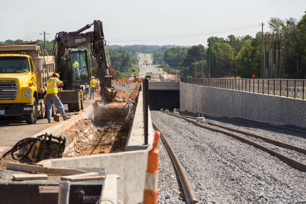 Perhaps the country's desire to get things done will prompt lawmakers to fashion a compromise funding bill for infrastructure. (Washington Post photo)