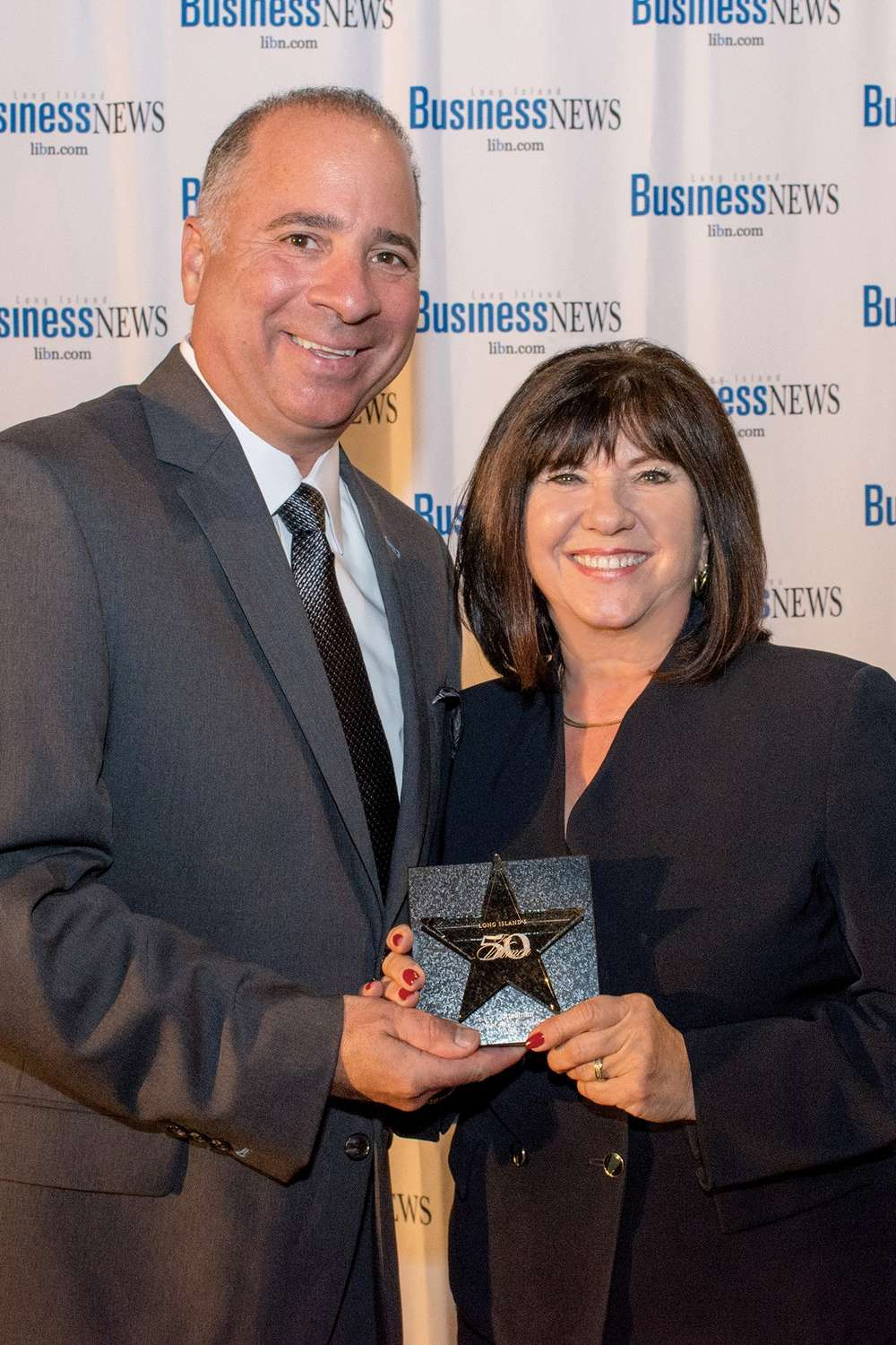 Lina Gottesman, president and owner of Altus Metal, Marble and Wood, was named one of Long Island's Top 50 Women.
