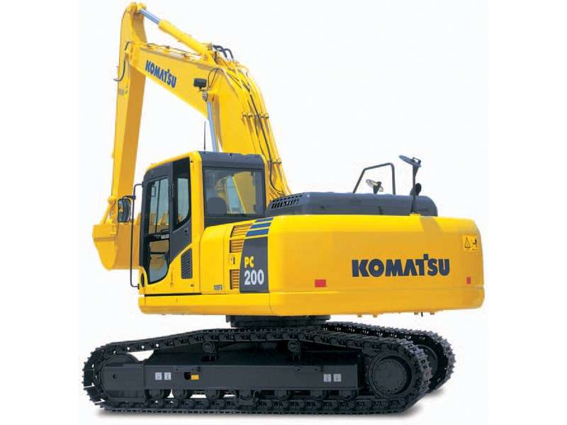 Komatsu America Corp. announces that the company has formed a new business unit and will assume Komatsu's trade territory for the state of New Jersey.