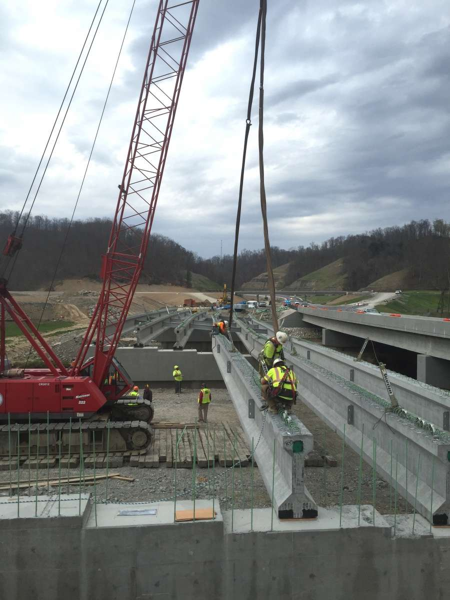 With the improvements, traffic volumes on the parkway are estimated to nearly double by 2030.