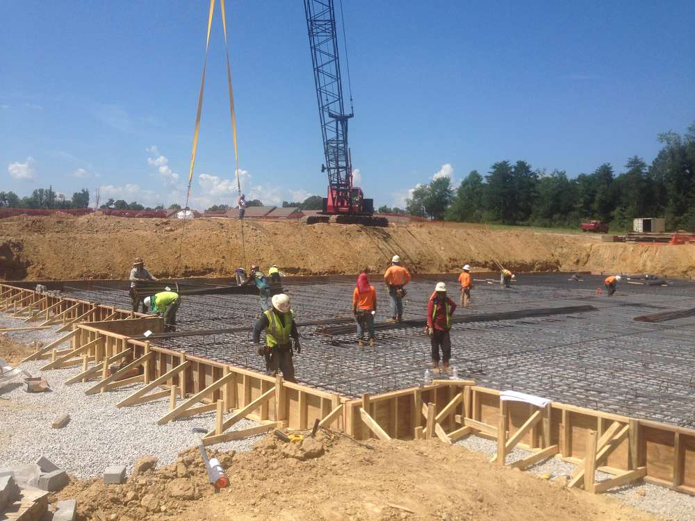 Following a major legal challenge, construction is finally underway on a new wastewater treatment plant that's expected to  bring new industry and growth to Madisonville, Tenn.