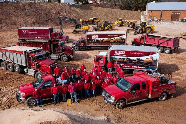 Not everyone can see the benefit of washing and detailing equipment at the end of every day, but to Hal Pierce, the pride and professionalism that it conveys says more about Pierce Builders than any other way of communicating their message.