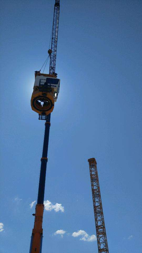 The report notes that the demand for cranes in Seattle is up nearly 50-percent in a year's time.