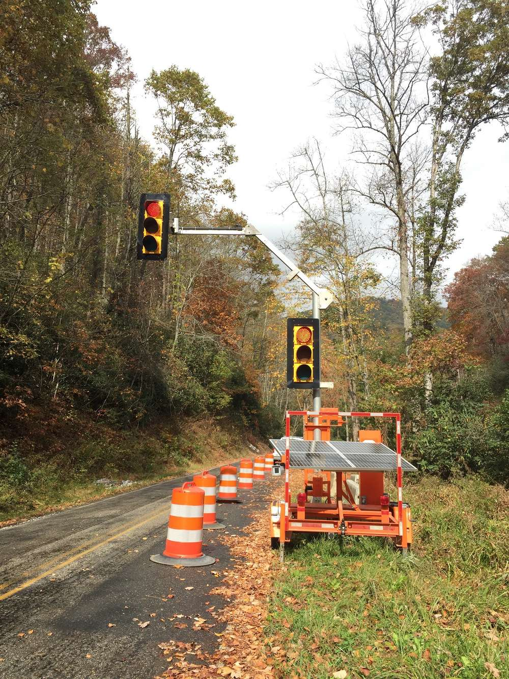 Charlotte-based Carolina Traffic Devices Inc. will now offer portable traffic signals from North America Traffic (NAT) to its road-building customers.
